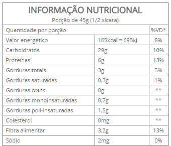 Vitalin - Quinoa em Flocos 120g