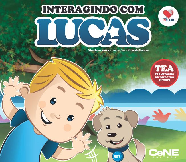 Interagindo com Lucas - Coleção Incluir