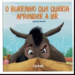 O burrinho que queria aprender a ler