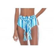 Hot Pants Cinto Trama Ilhas Gregas