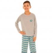 Pijama Longo Infantil Listra