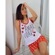 Short doll Regata Amor
