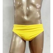 Sunga Adulto 6cm Amarela