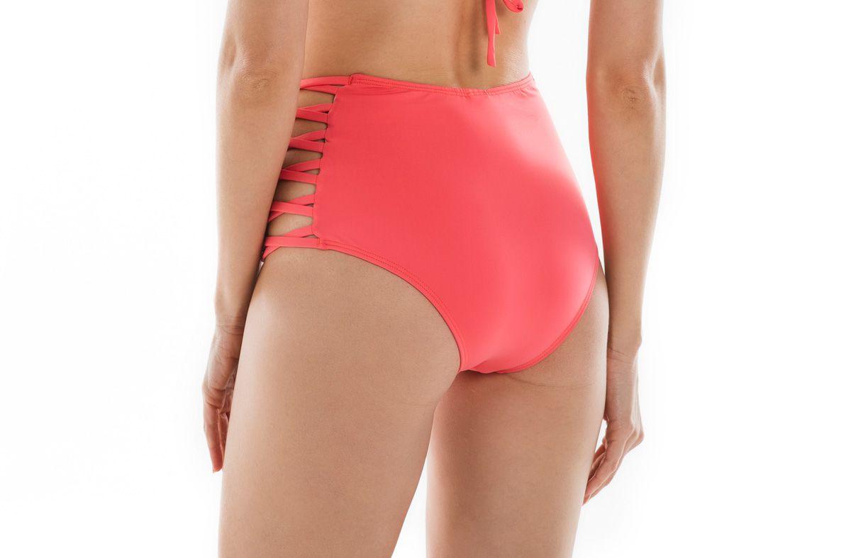 Calcinha Hot Pants Lateral Cruzada Melancia  - RMCE BRAZIL
