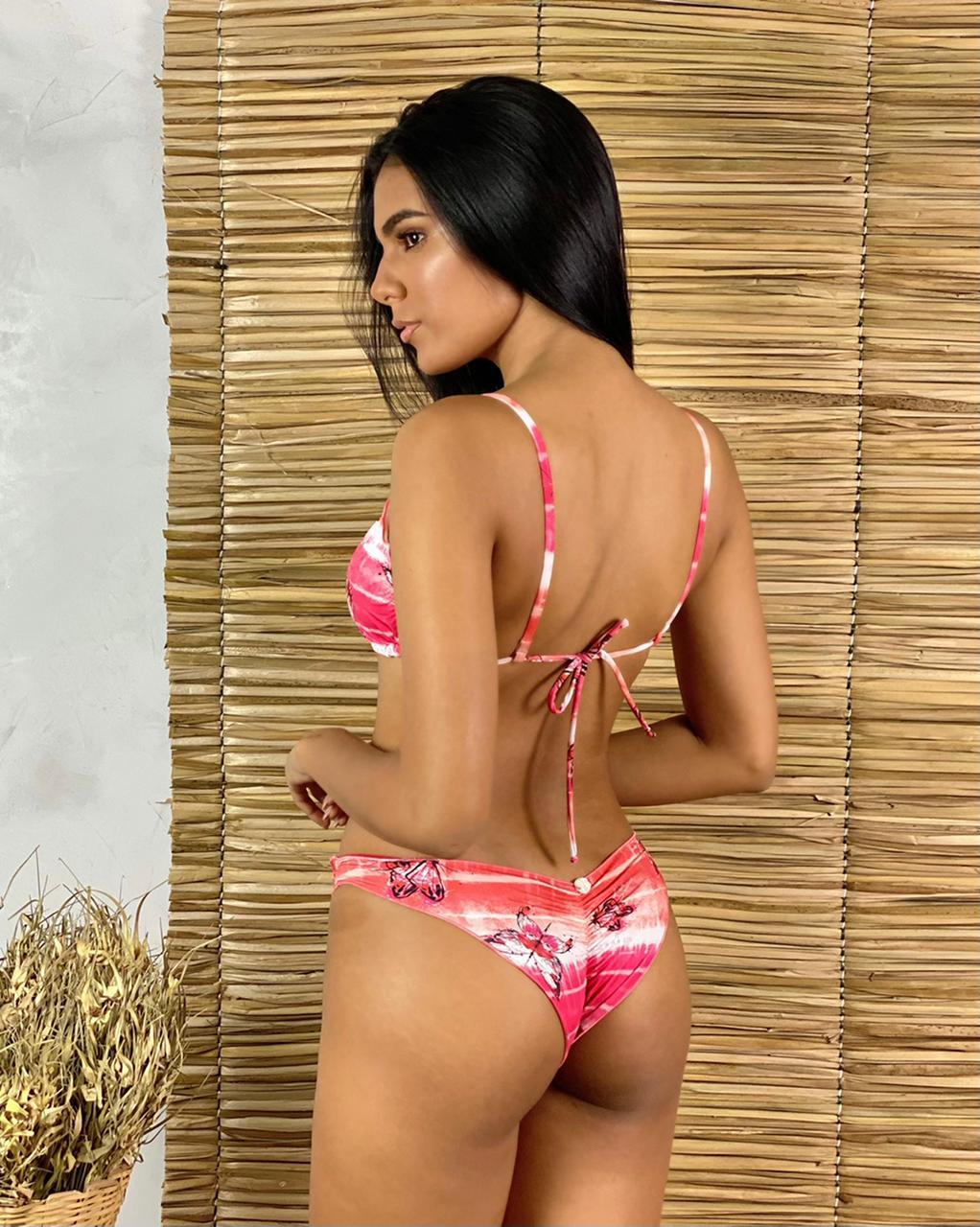 Calcinha Ripple Butterfly  - RMCE BRAZIL