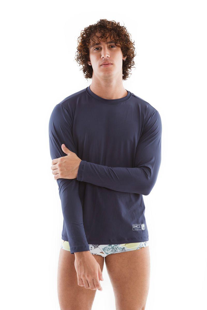 Camisa de Proteção UV Preta