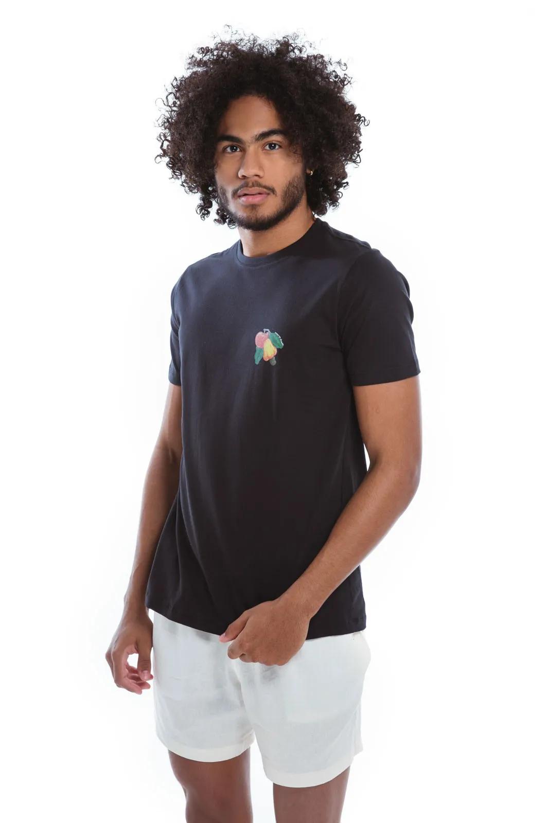 Camiseta Cajú Maçã