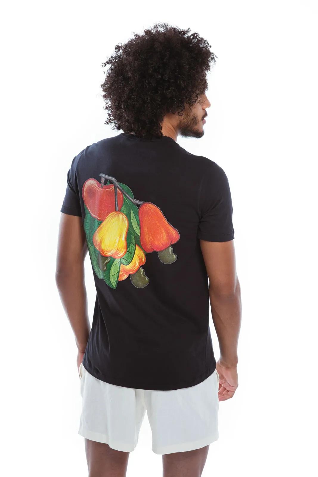 Camiseta Cajú Maçã  - RMCE BRAZIL