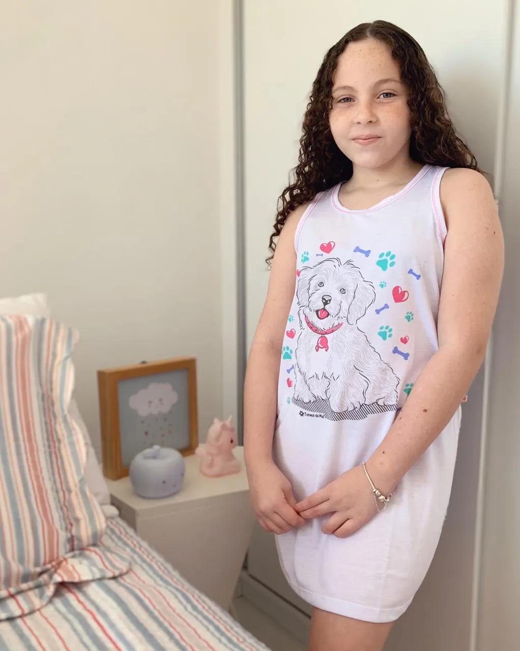 Camisola Regata Infantil
