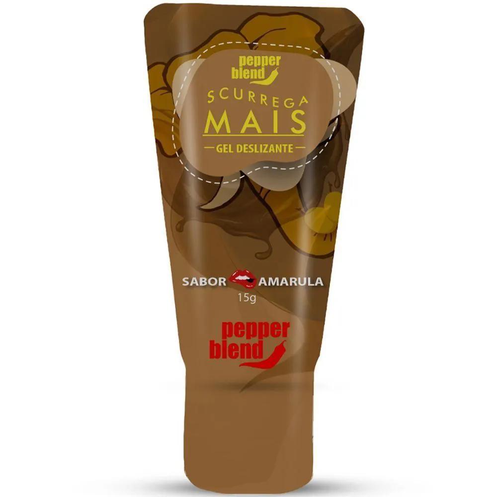 Gel Comestível Scurrega Amarula   - RMCE BRAZIL