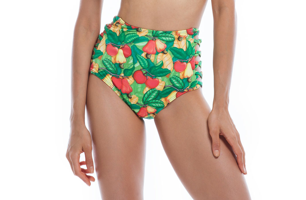 Hot Pants Caju Maçã  - RMCE BRAZIL