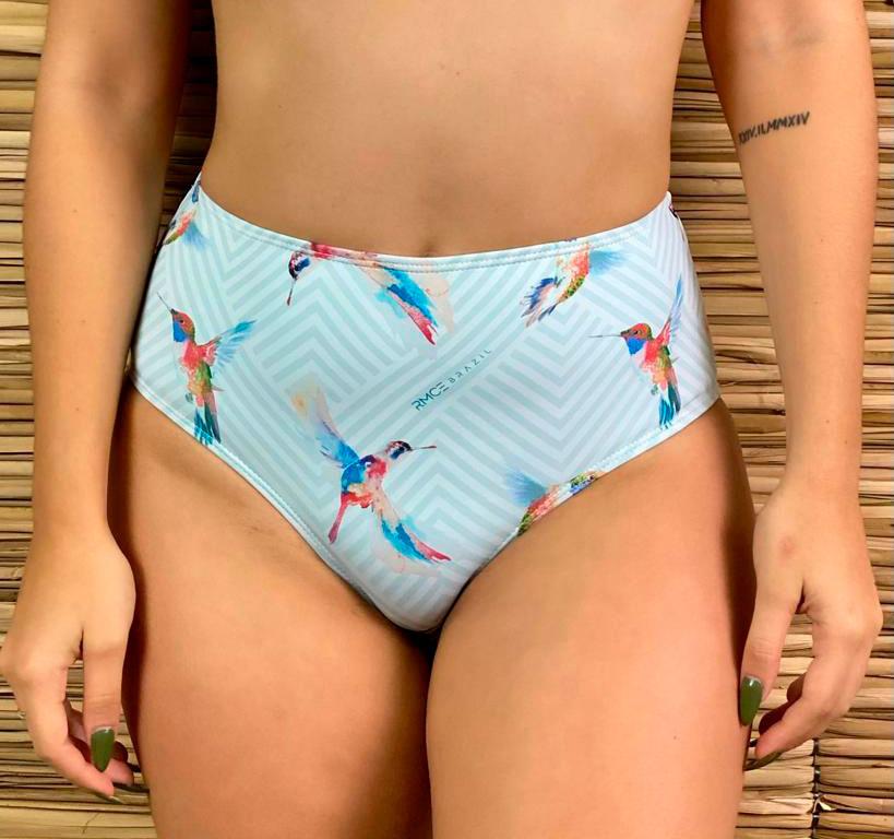 Hot Pants Clássica Beija Flor