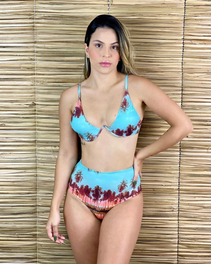 Hot Pants Clássica Sunrise  - RMCE BRAZIL