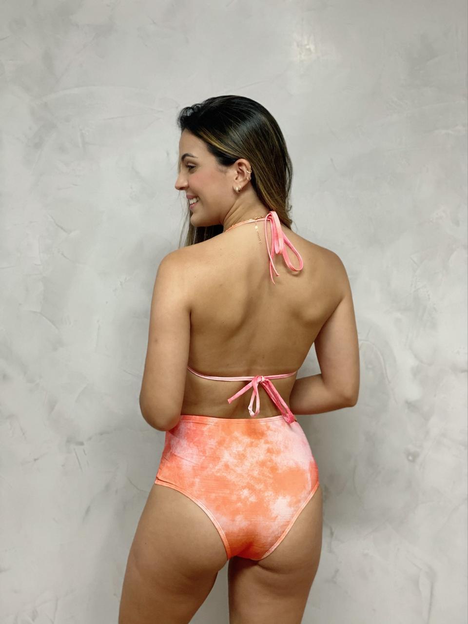 Hot Pants Clássica Tie Dye   - RMCE BRAZIL