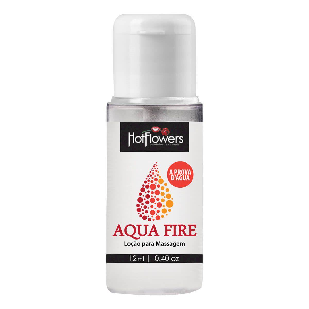 Lubrificante Aqua Fire   - RMCE BRAZIL