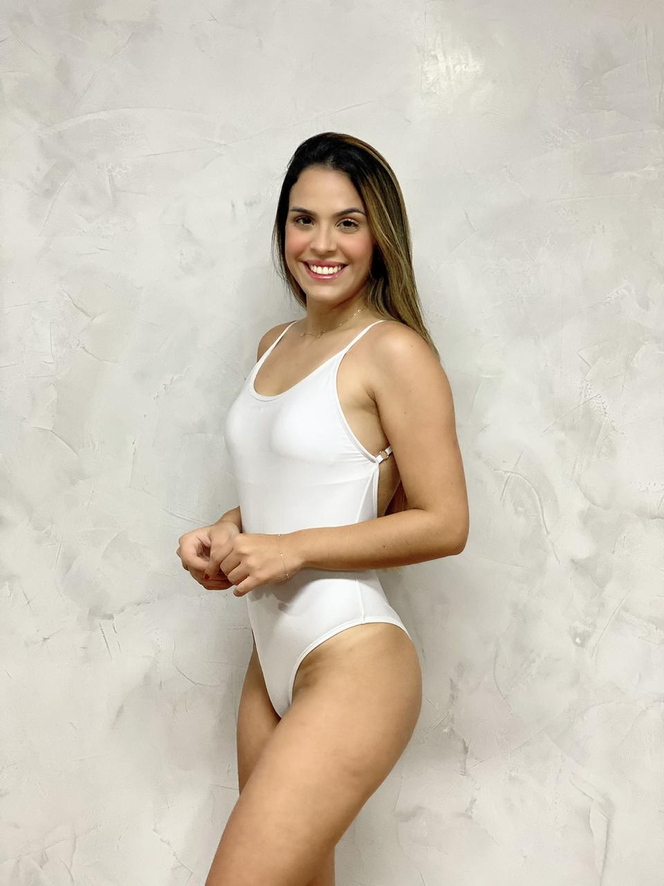 Maiô Asa Delta Branco