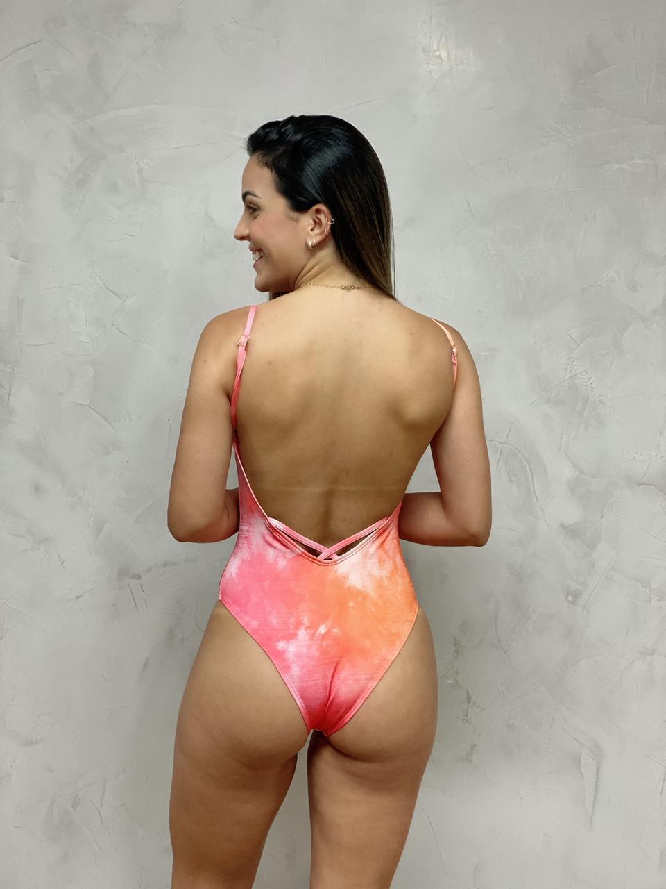 Maiô Asa Delta Tie Dye  - RMCE BRAZIL