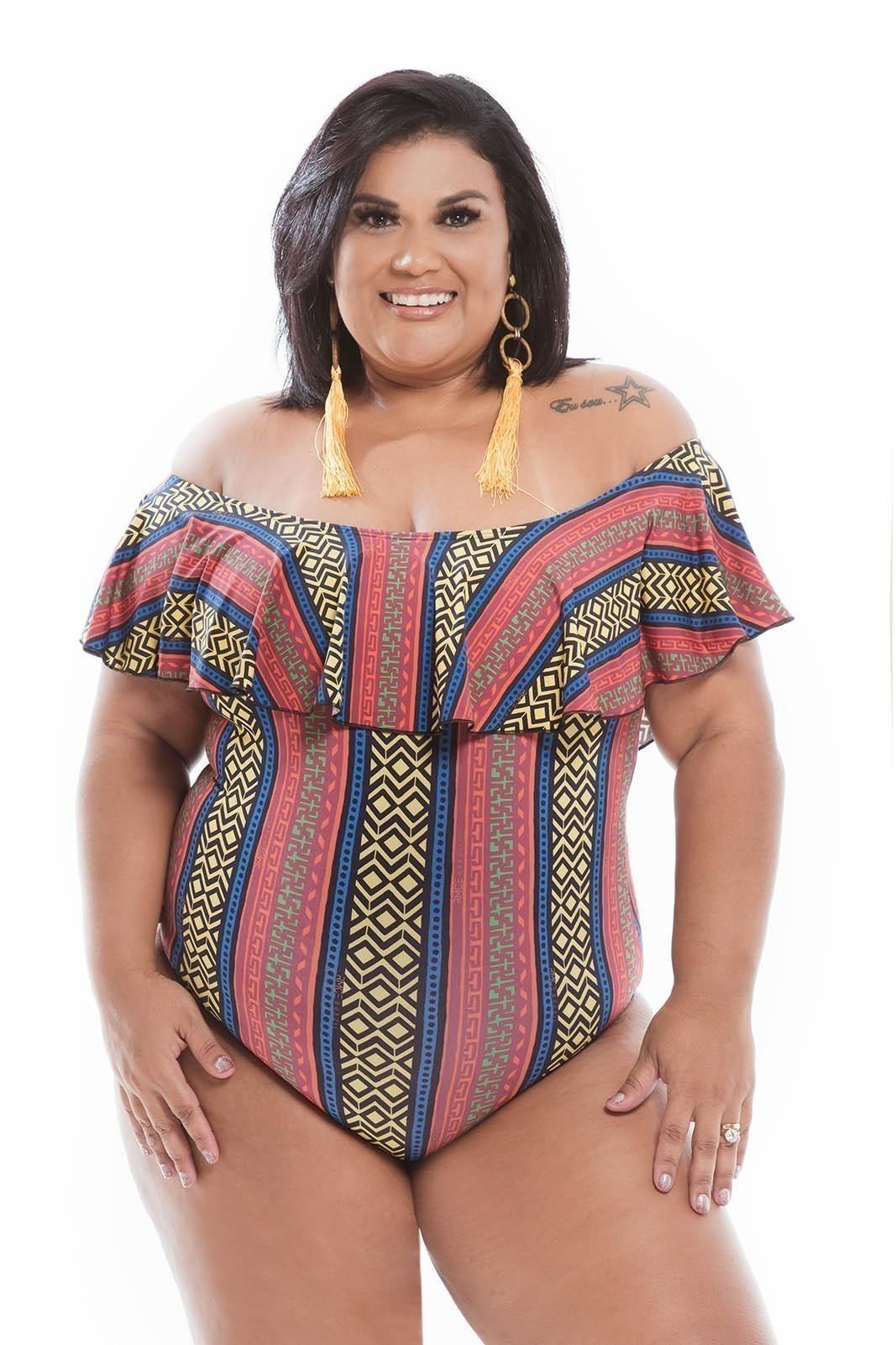 Maiô Body Ciganinha Amapá