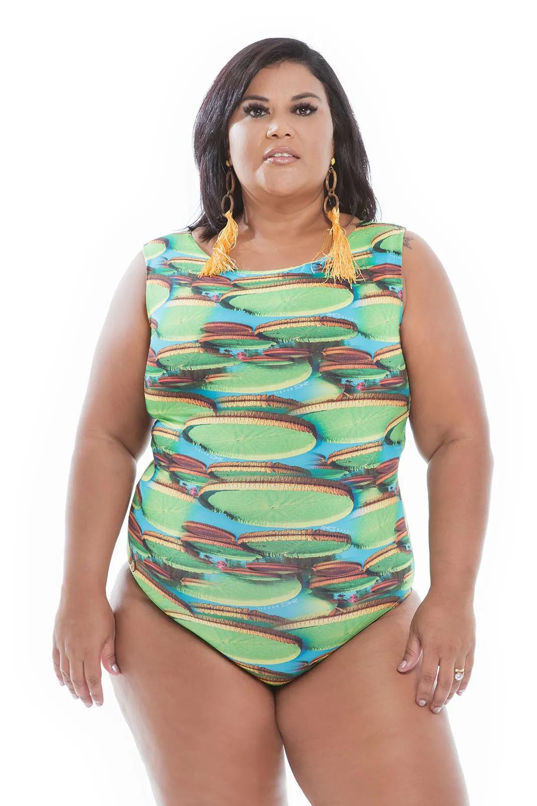 Maiô Body com Bojo Rondônia