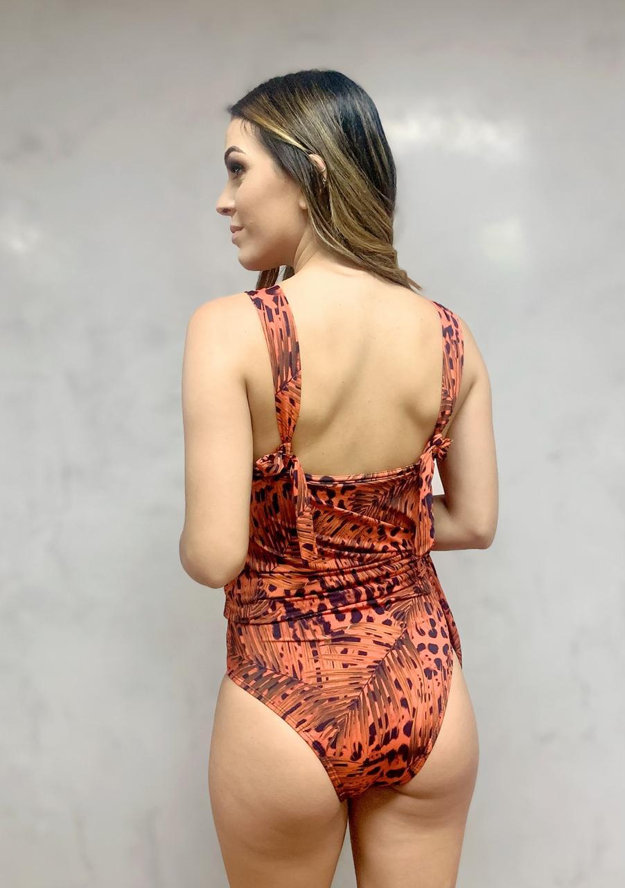 Maiô Vestido Amazonas  - RMCE BRAZIL
