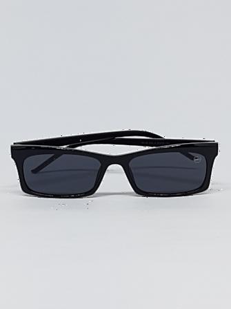 Óculos Masculino  com Armação Preta