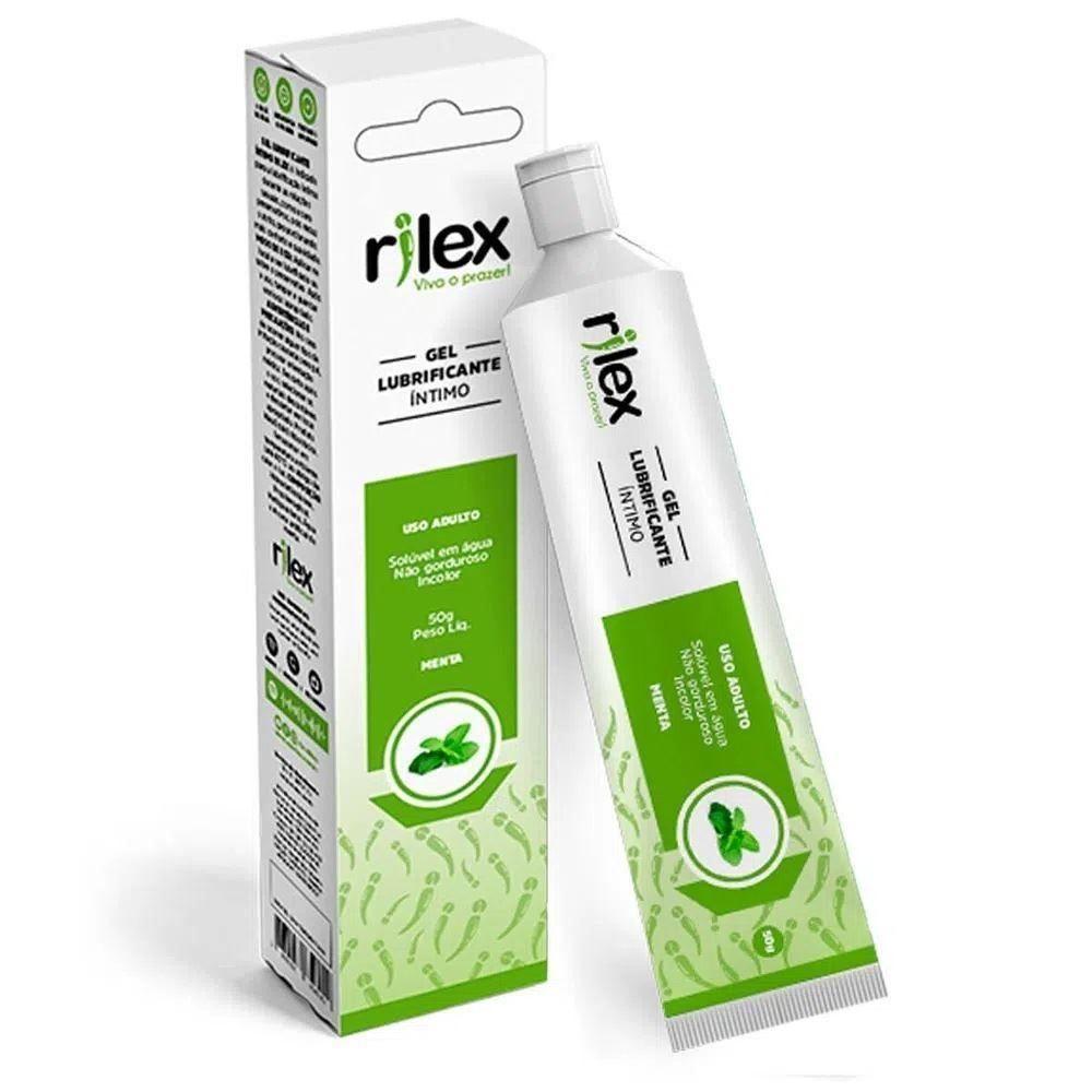 Rilex - Lubrificante Intimo Menta