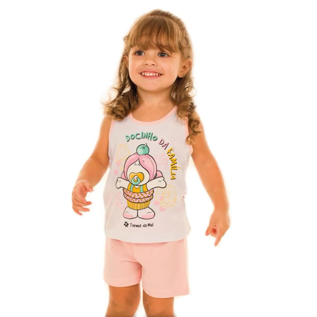Short Doll Regata Baby
