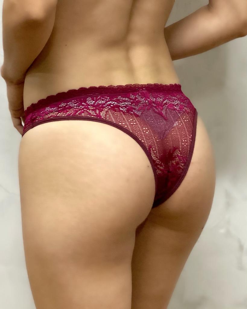 Tanga Renda Marsala  - RMCE BRAZIL