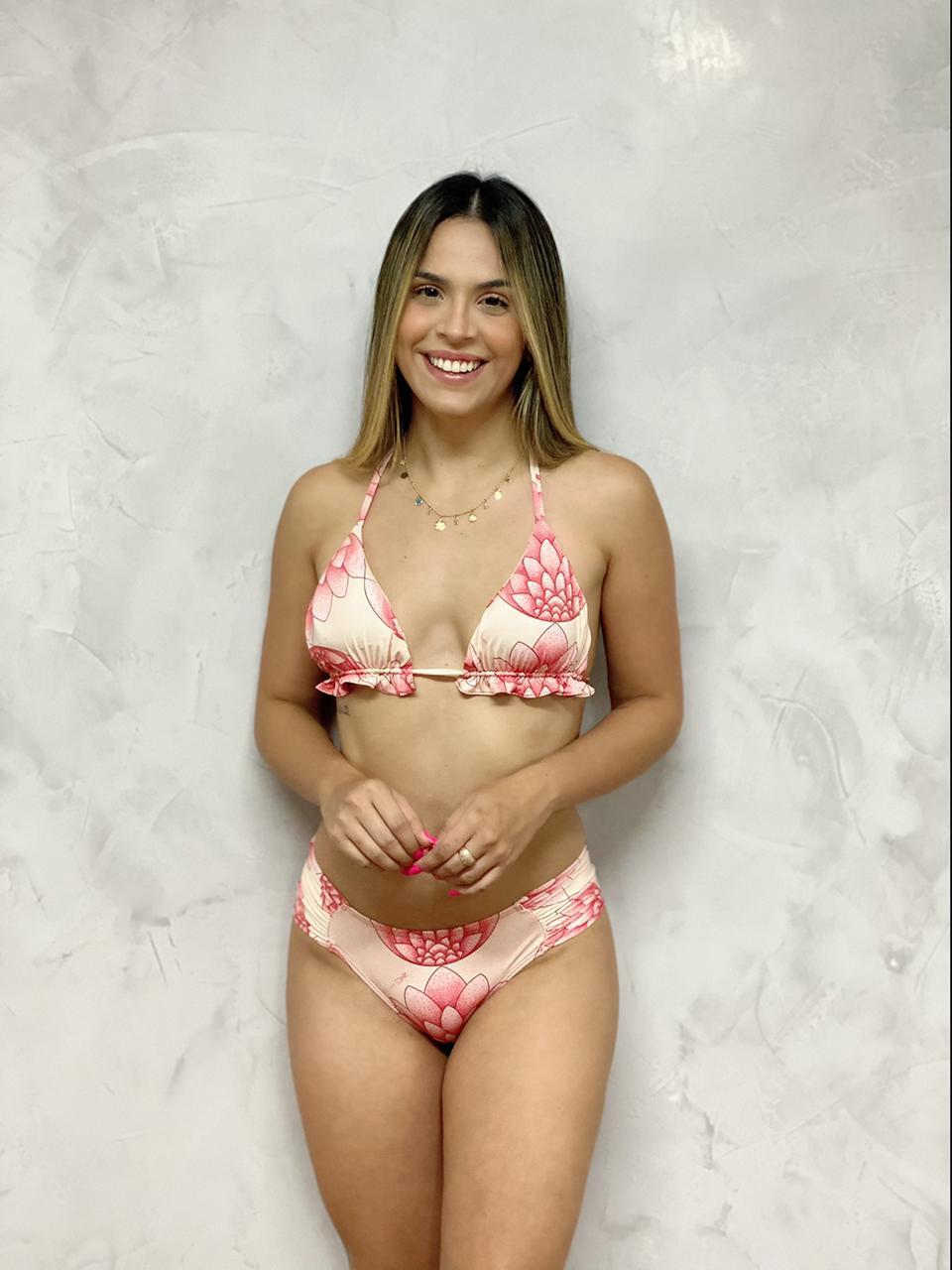Top Bojo Babados Flor de Lótus  - RMCE BRAZIL