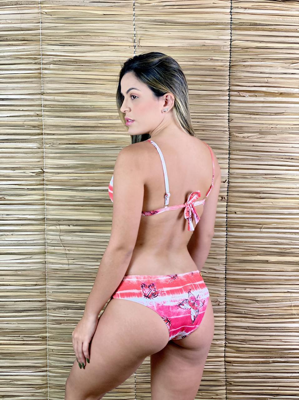 Top Cortina Fixa com Regulagem Butterfly  - RMCE BRAZIL