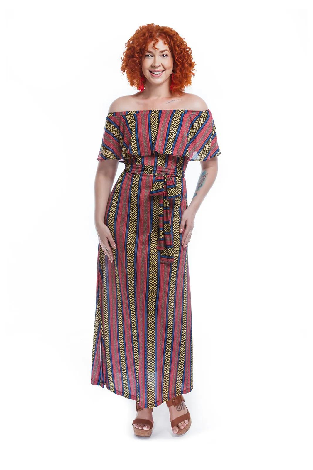 Vestido Ciganinha Amapá