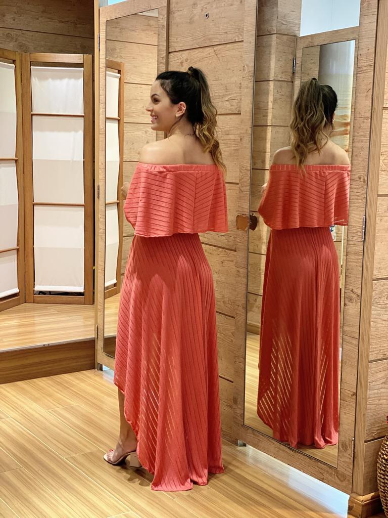 Vestido Mullet CIganinha   - RMCE BRAZIL