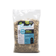 Caixa Granola Gluten Free Amendoa e Semente de Abobora 400gr - 10 unidades