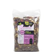 Caixa Granola Gluten Free Cacau, Cranberry e Gojiberry 400gr - 10 unidades
