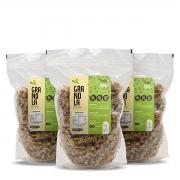 Caixa Granola Pura  800gr - 12 unidades