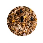 Caixa Granola Zero Açúcar Cranberry e Coco Granel - 10kg
