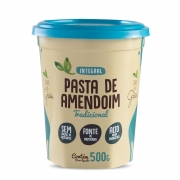Caixa Pasta de Amendoin Tradicional 500gr - 8 unidades