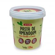 Pasta de Amendoim Avelã com Cacau 1,01kg