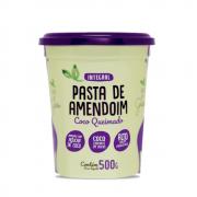 Pasta de Amendoim com Coco Queimado