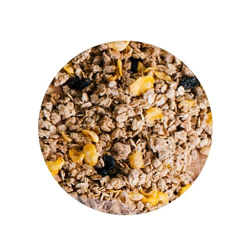 Caixa Granola Sem Açúcar Granel - 10kg