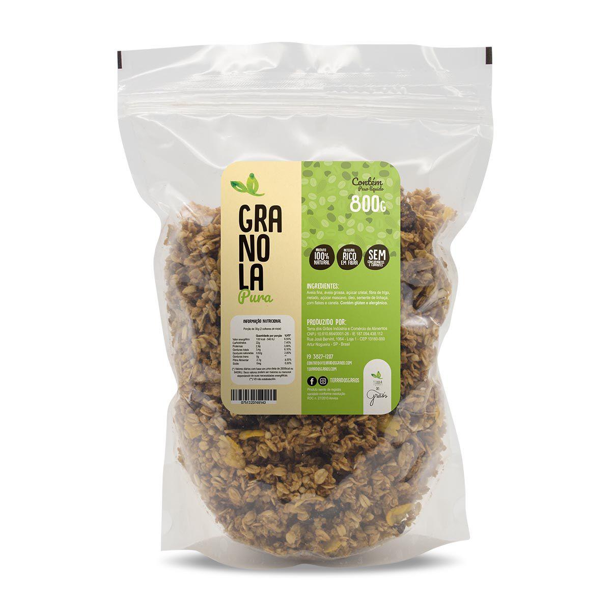 Granola Pura - 800g