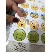 Adesivo de Emojis