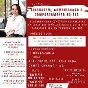 Curso: Linguagem, Comunicação e TEA