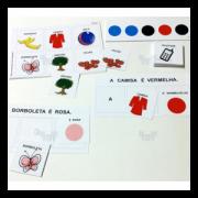 Fonemas   /l/  /lh/ (06 jogos)
