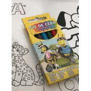 Livro de Colorir Animais e Frutas