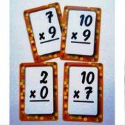 Multiplicação de 0 a 12