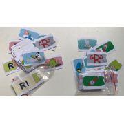 REFIL - Figurinhas de Fonemas   /r/  /RR/