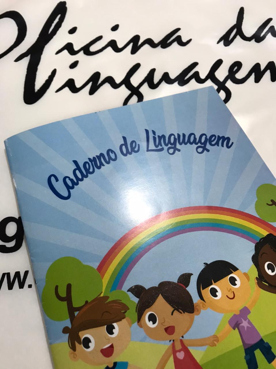 Caderno de Linguagem - volume 1
