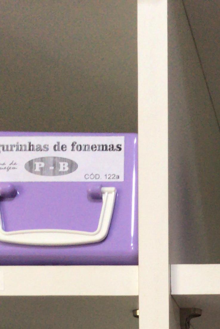 Figurinhas de Fonemas   /p/   /b/