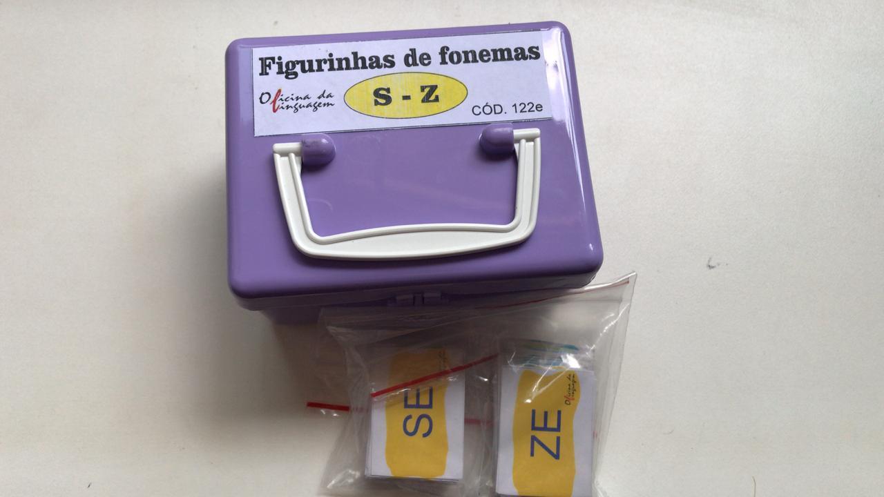 Figurinhas de Fonemas   /s/   /z/